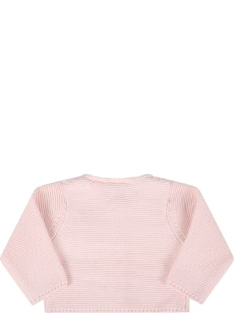Absorba Pink Cardigan For Babygirl