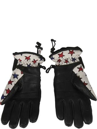 Moncler Genius Star Printed Gloves