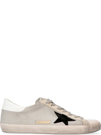 Golden Goose Superstar Fabric Low-top Sneakers