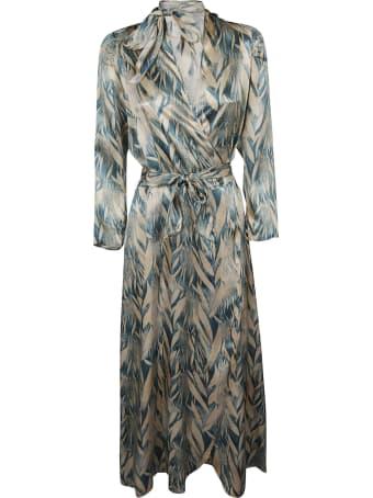 Forte_Forte V-neck Dress