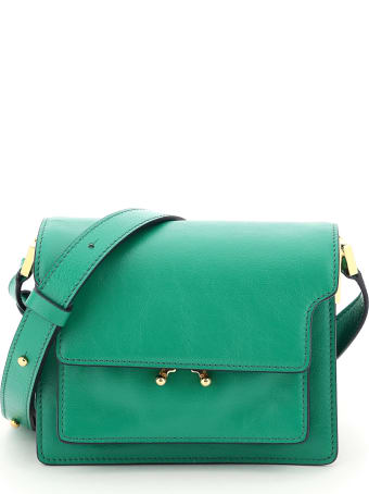 Marni New Trunk Mini Shoulder Bag