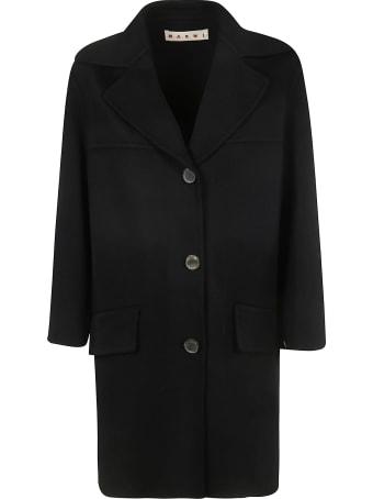 Marni Wide Lapel Coat