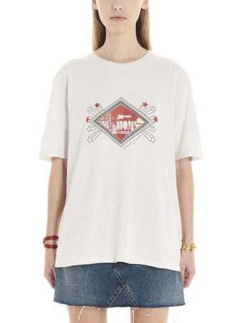 Saint Laurent 'jardin Majorelle' T-shirt