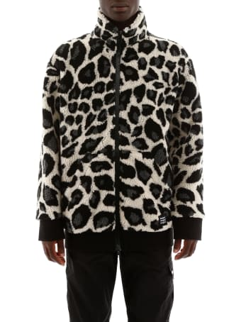 MSGM Faux Shearling Jacket