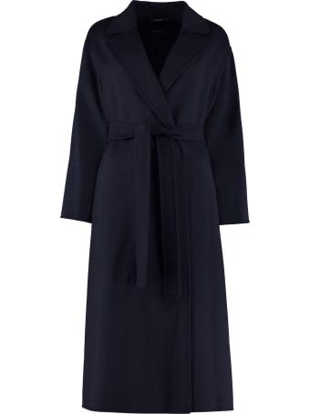 'S Max Mara Elena Virgin Wool Coat
