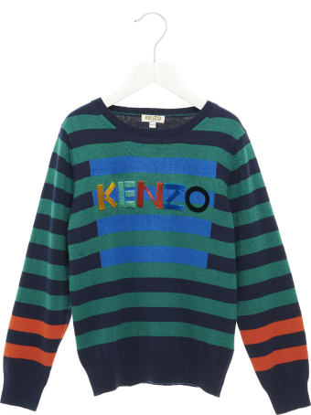 Kenzo Kids 'gery' Sweater