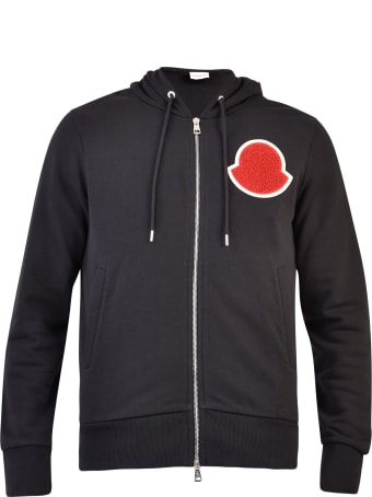 Moncler Patched Sweatshirt