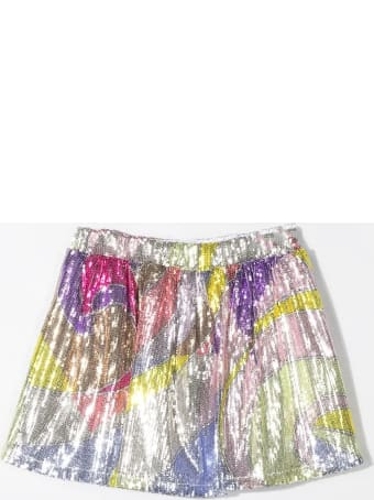 Emilio Pucci Skirt With Sequins