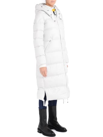 Parajumpers Panda Coat Padded With White Down