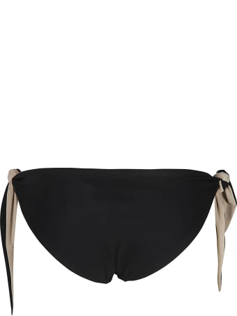 Saint Laurent Bow Sided Panties