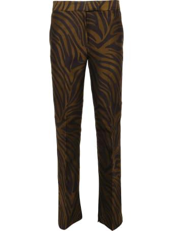 3.1 Phillip Lim Structured Zebra Jacquard Pant