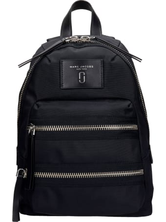 Marc Jacobs Backpack In Black Nylon