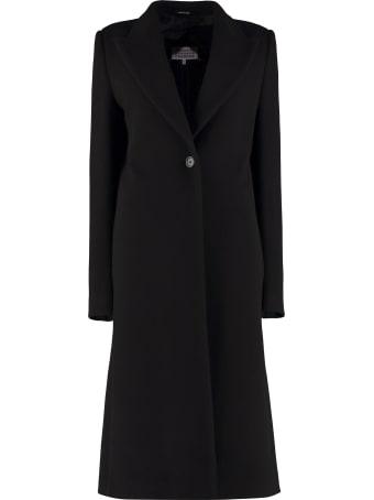 Maison Margiela Wool Long Coat