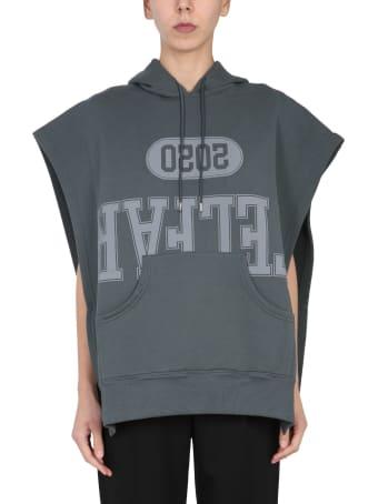 Telfar Sweatshirt Without Sleeves