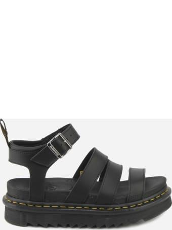 Dr. Martens Blaire Leather Strap Sandals