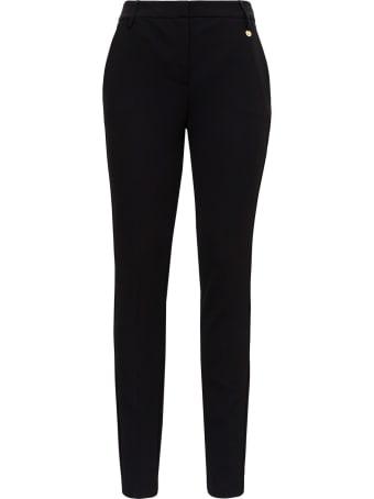 Liu-Jo Classic Black Trousers
