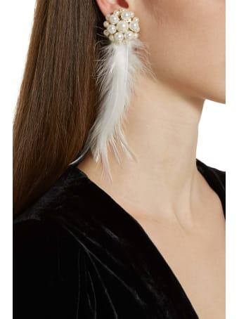 Amotea Swallow Single Stud Earring