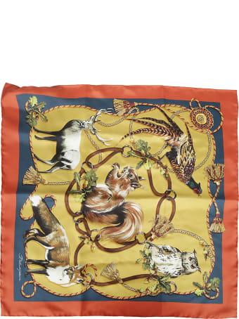 Dolce & Gabbana Animal Foulard