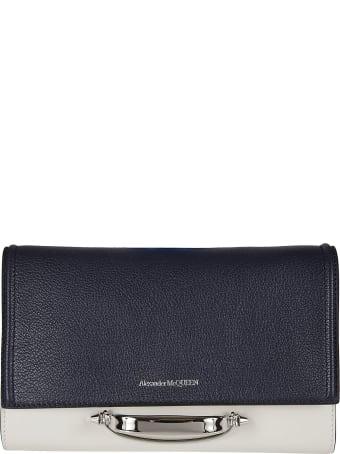 Alexander McQueen Story Crossbody Bag