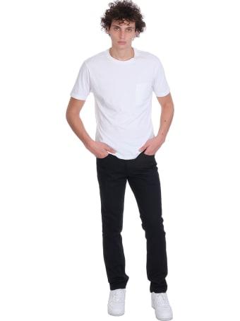 Levi's 511 Tm Jeans In Black Denim