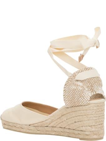Castañer Carino Rope Wedge Sandals
