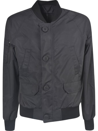 Canada Goose Buttoned Multi-pocket Bomber