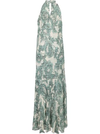 Diane Von Furstenberg Leeann Long Dress