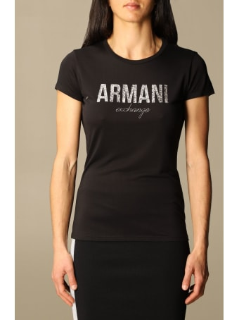 Armani Collezioni Armani Exchange T-shirt Armani Exchange Logo T-shirt