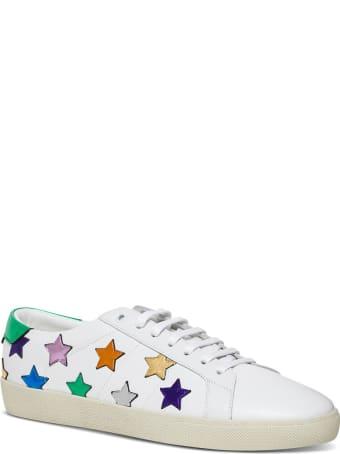 Saint Laurent Sl06 Star Curt Classic Sneakers