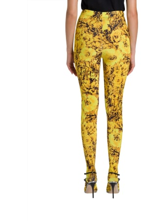 Richard Quinn Chenill Leggings
