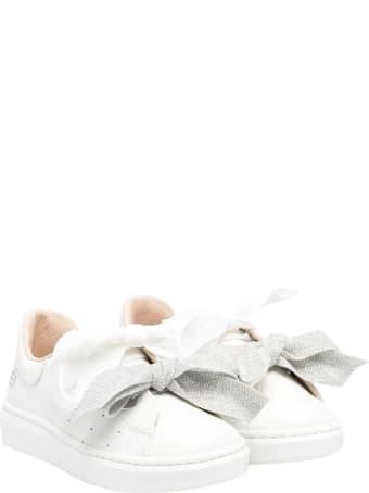 Florens White Sneakers