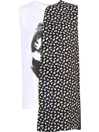 McQ Alexander McQueen Patchwork T-shirt