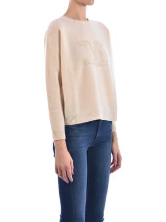 Max Mara Cashmere Sweater Beige