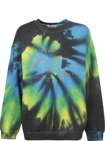 Collina Strada Tie Dye Sweatshirt