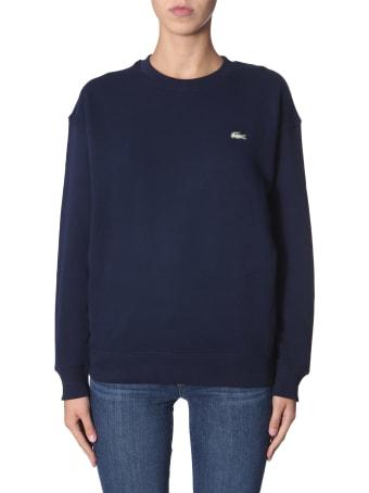 Lacoste Crew Neck Sweatshirt