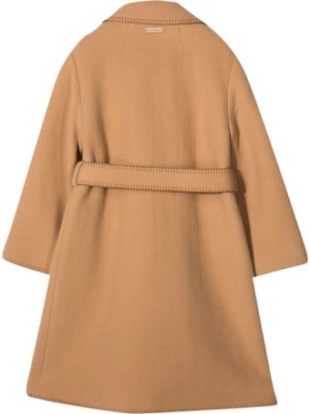 Dolce & Gabbana Beige Coat