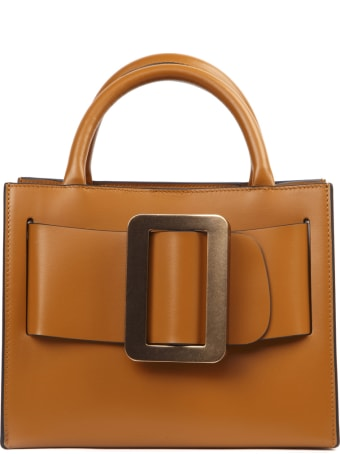 BOYY Pecan Leather Bobby 23 Bag