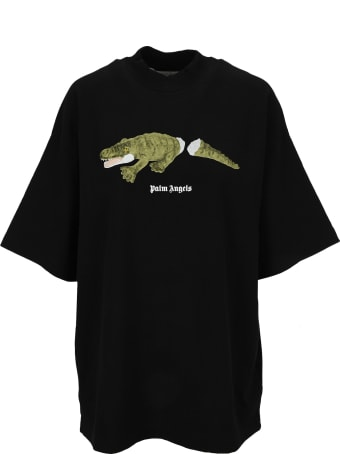 Palm Angels Crocco Over T-shirt