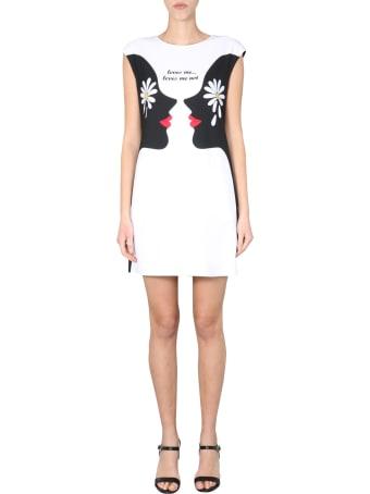 Boutique Moschino Midi Dress