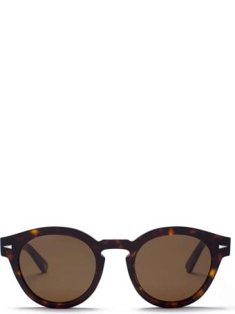 AHLEM Ahlem Abbesses Light Turtle Sunglasses