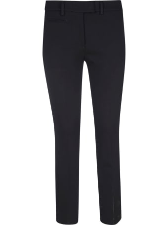 Dondup Classic Straight Trousers