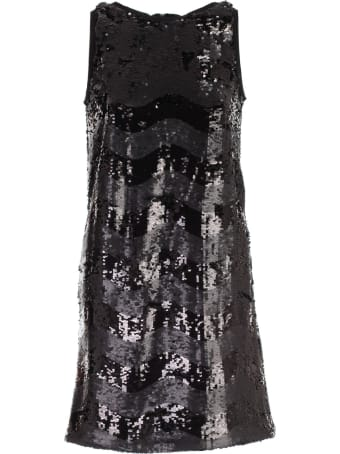 Emporio Armani Dress W/s Paillettes