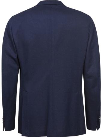 Boglioli Plain 3 Buttons Jacket