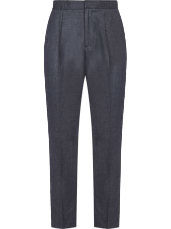 Officine Générale Tailored Wool Trousers
