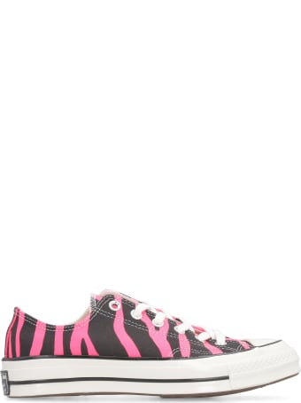 Converse Chuck Taylor All Star 70 Printed Canvas Sneakers