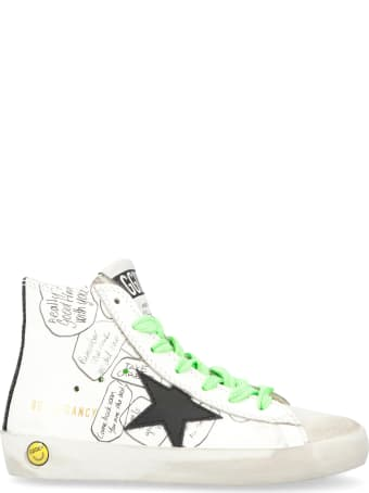 Golden Goose Francy Classic Leather High-top Sneakers