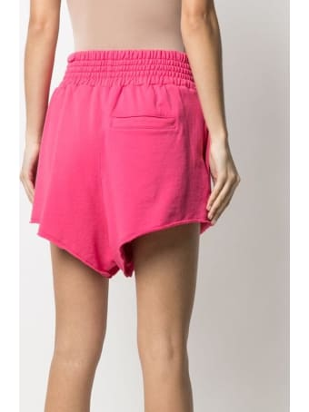 IRENEISGOOD Jersey Shorts With Print