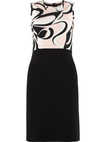Emilio Pucci Midi Viscose Dress