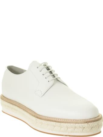 Church's Shannon Rope - Oxford Shoes Whit Rope