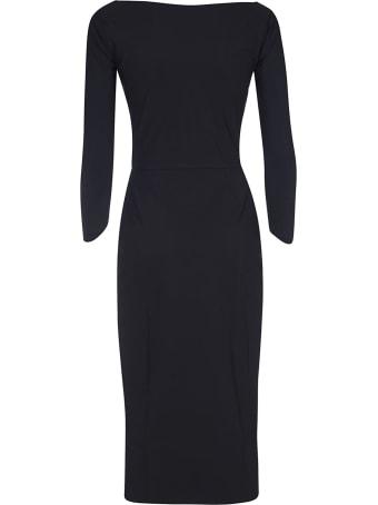 La Petit Robe Di Chiara Boni Thayna Tris Dress